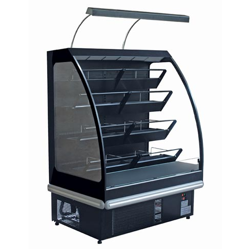 aroma multideck refrigerated display countrer