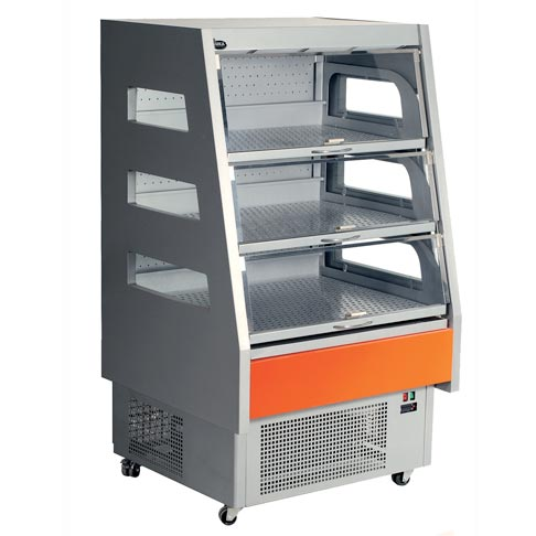 casetto multi deck refrigerated counter