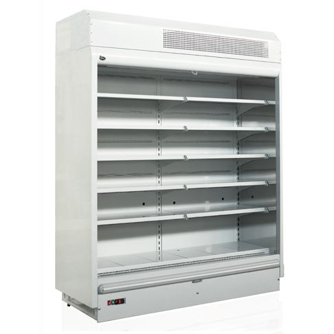 dakar multi deck refrigerated display