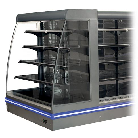 elba multi deck refrigerated display