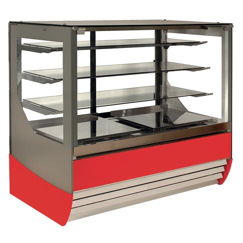 magnum serve over chilled food and beverage counter