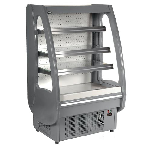 picolli multi deck refrigerated display cabinet