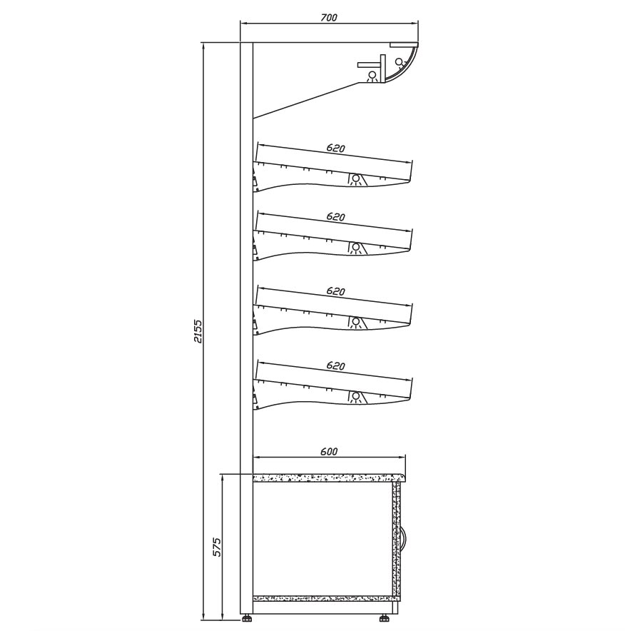 bellissima-rack-technical-drawing