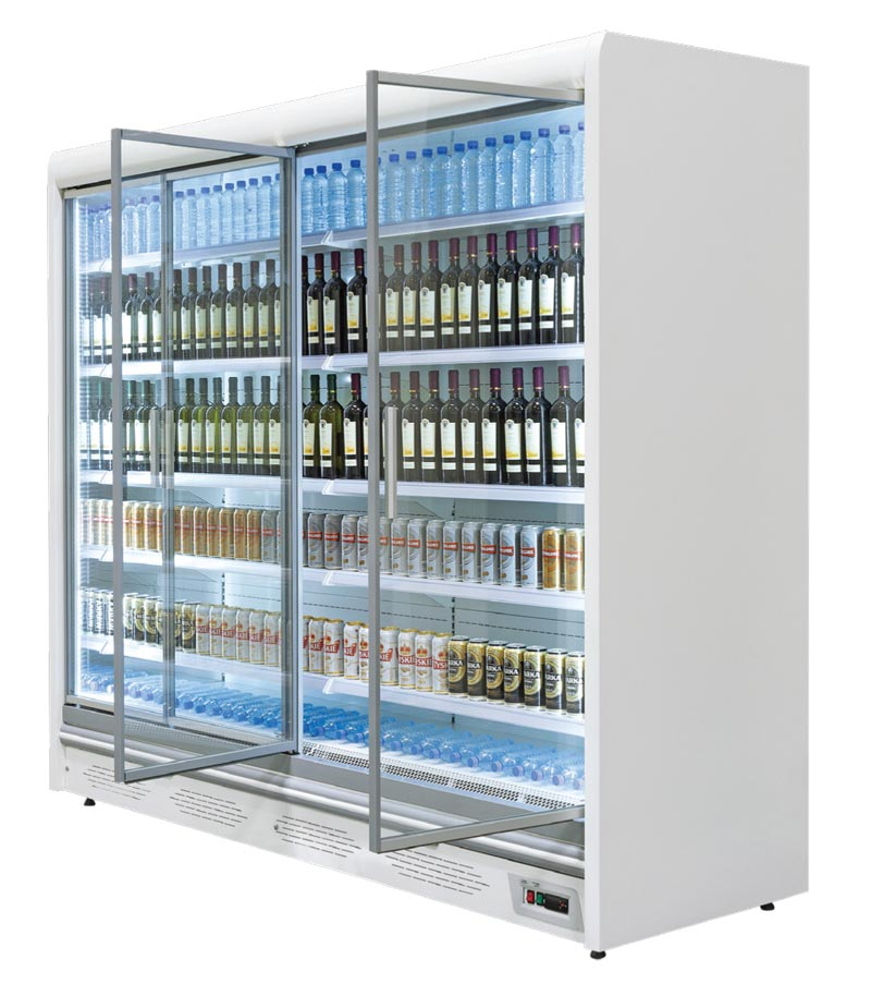 york-multi-deck-chiller-cabinet